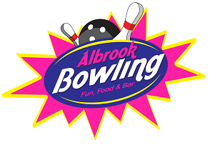 Logo Albrook Bowling - Albrook Mall